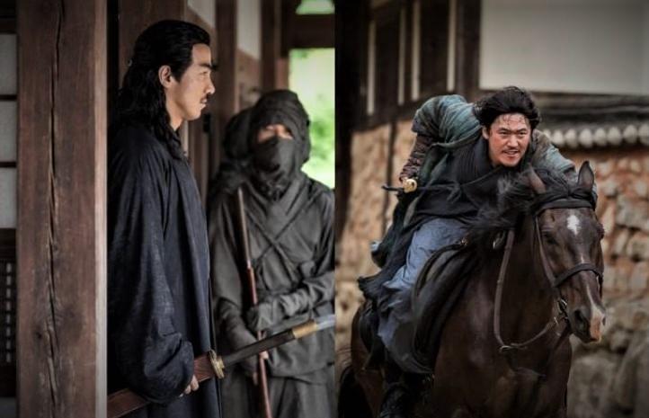 Empat Film yang Dibintangi Joe Taslim Dalam Film Korea