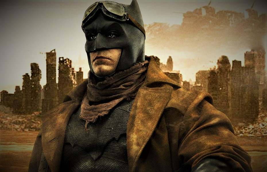 Fakta Knightmare dan Batman's Nightmare dari Justice League Snyder Cut