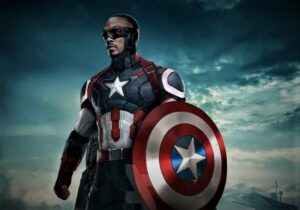 5 Fakta Sam Wilson, Penerus Superhero Captain America Marvel