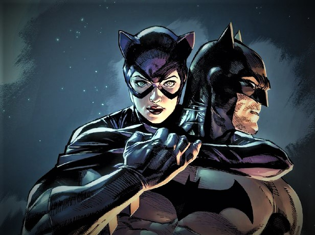 Lima Superhero Marvel Dan DC Dengan Romansa Asmara